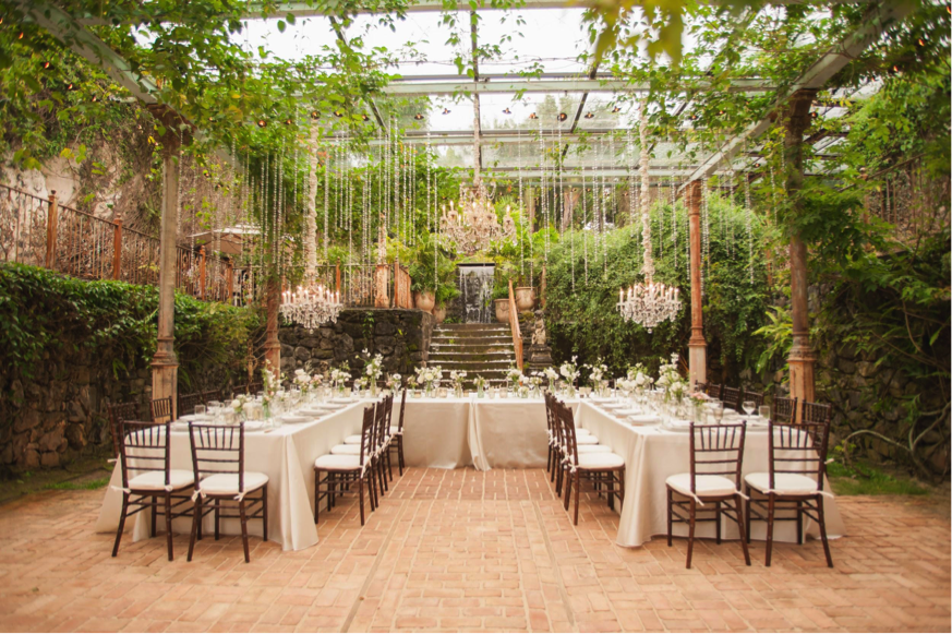 Choosing A Wedding Venue: What Should You Ask?