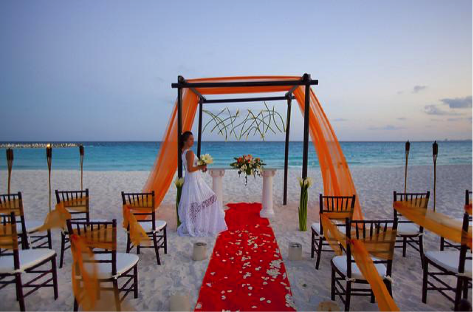 Dealing in Destination Weddings