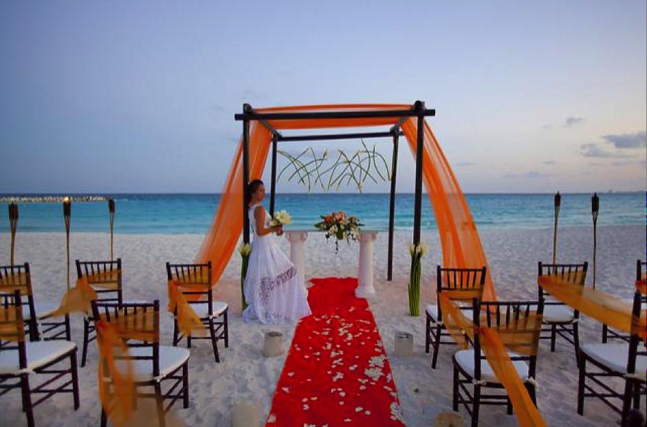Dealing in Destination Weddings