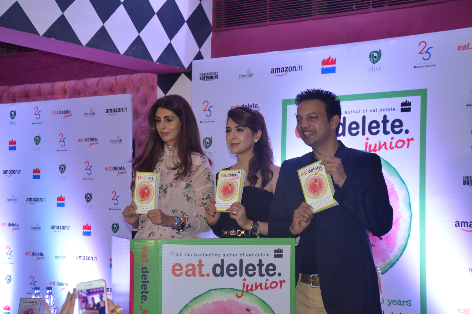 Eat Delete Junior- Book Launch