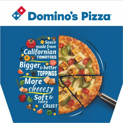 The Change is Here- Dominos Pizza Badal Gaya!