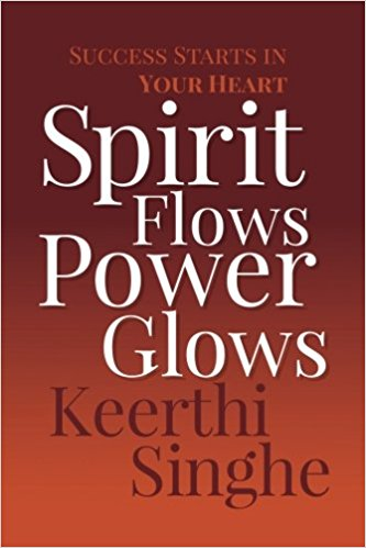 Spirit Flows Power Glows- Book Review
