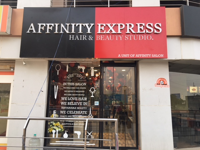 Affinity Express crossed another milestone, launched new salon in Ghaziabad