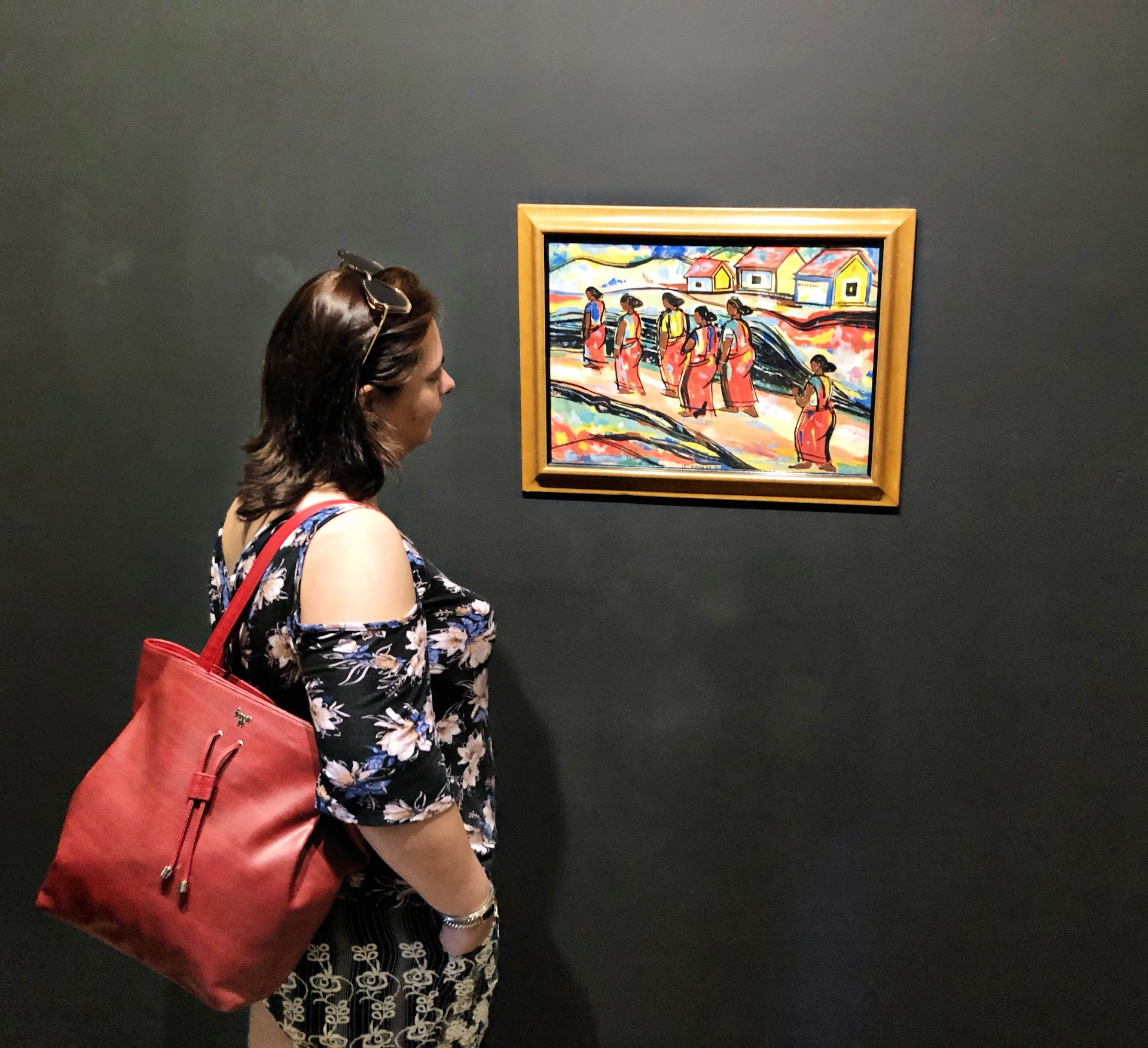 'Souza In The 40's​', An Art Extravaganza At Sunapranta, Goa