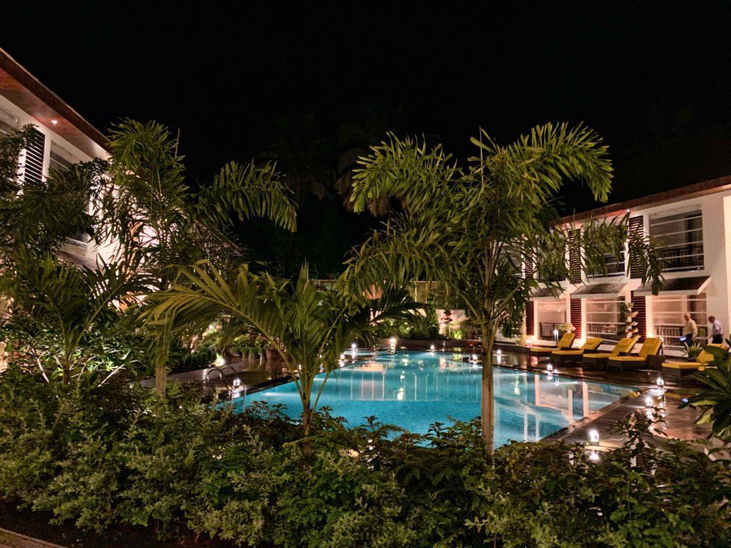 Sobit Sarovar Portico Pool Side