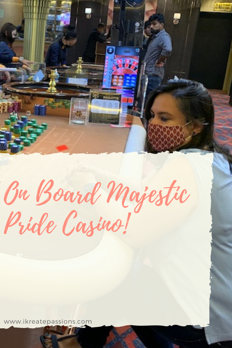 On Board Majestic Pride Casino